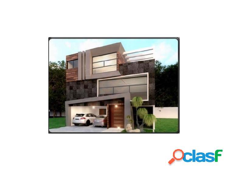 Casa Nueva en Lomas de Angelópolis, Cluster 8 8 8., Lomas de Angelópolis