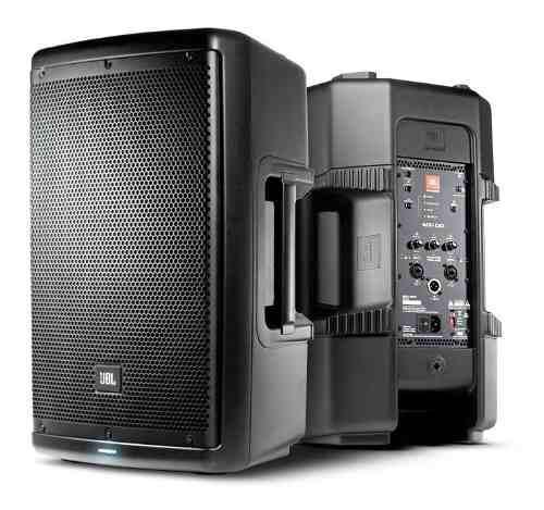Bafle activo amplificado de 10 pulg. jbl eon610 nuevo!!