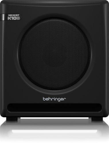 Behringer k10s monitor subwoofer amplificado 180w 10 pulgada