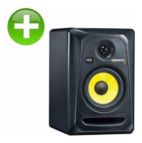 Krk rokit 5 g3 monitor studio sonido cristalino potente pza