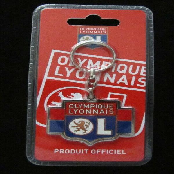 Lyon llavero logo francia liga 1 uefa champions league