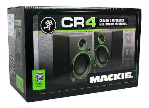 Mackie cr4 par monitores oferta nuevos!!