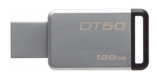 Memorias usb 3.0 128gb kingston dt50 modelo alta velocidad