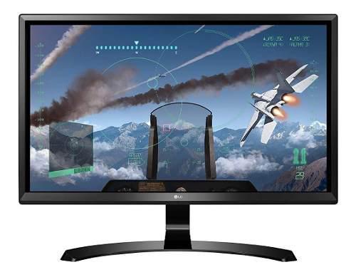 Monitor 24 pulgadas lg 24ud58-b 4k ultra hd ips 3840x2160