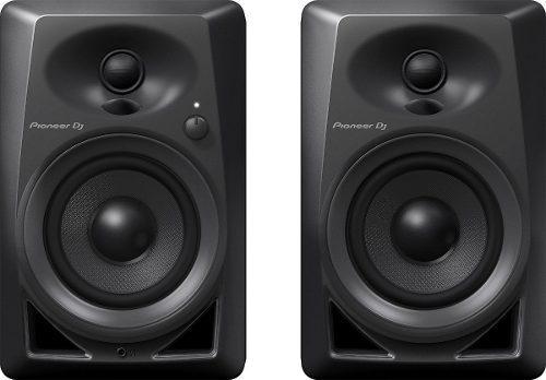Monitor estudio pioneer pro dj, negro (dm40)