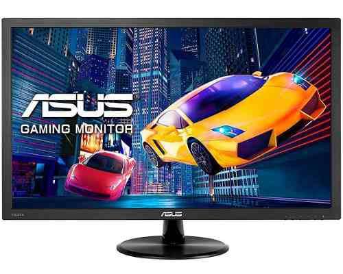 Monitor gamer asus 21.5 led full hd bocinas hdmi vp228he /v