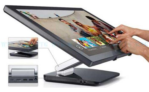 Monitor led dell p2418ht 23.8 pulgadas touch / 1920 x 1080 /