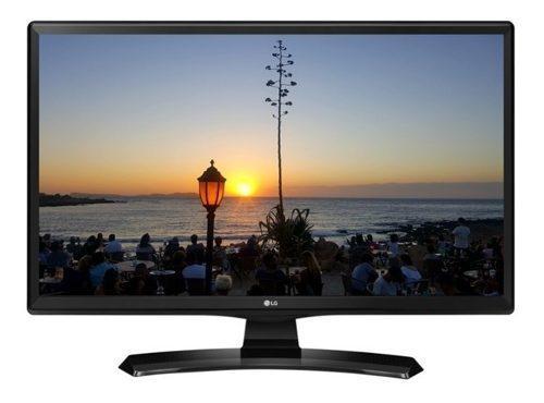 Monitor tv pantalla led ips lg de 24 pulgadas hd usb hdmi rf