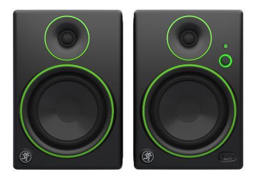 Monitores para estudio mackie cr4 bt nuevos!!