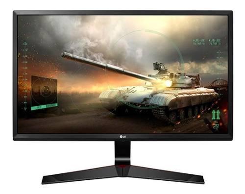 Nuevo monitor gamer lg 27 27mp59g-p hdmi vga dp full hd 1ms