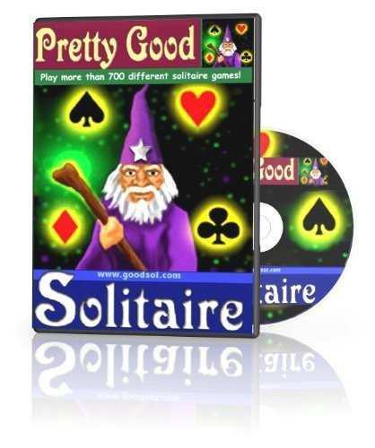 Pretty good solitaire windows software juega a más de 800 d
