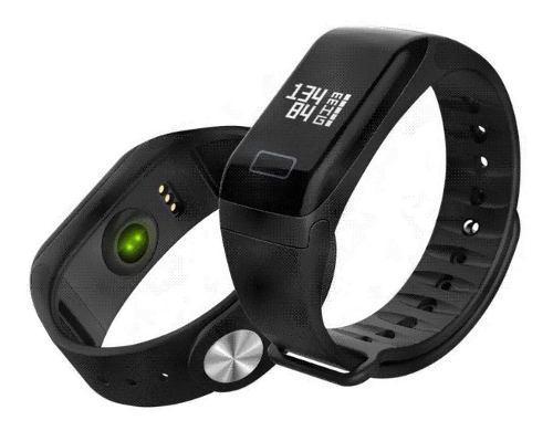 Reloj pulsera inteligente monitor d ritmo y presión