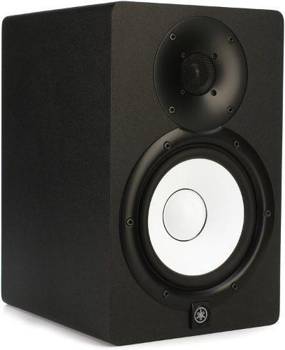 Studio monitor (1 pieza) yamaha hs8 en negro bocina de 8