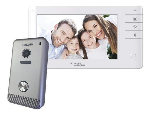 Video portero a color monitor 7'' kcv-s701eb epcom