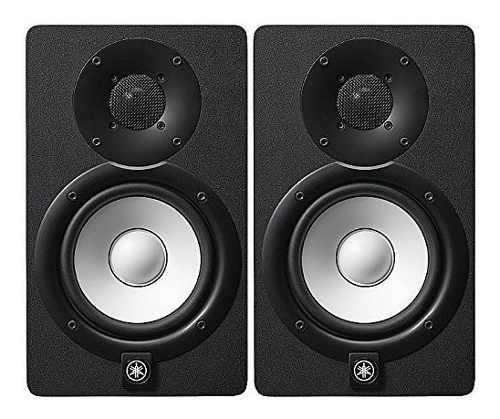 Yamaha monitores estudio hs5 negros