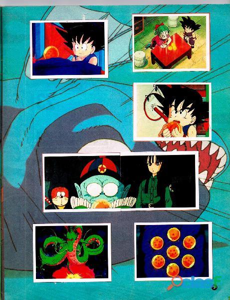 Albumes Digital Dragon Ball Z en PDF 1