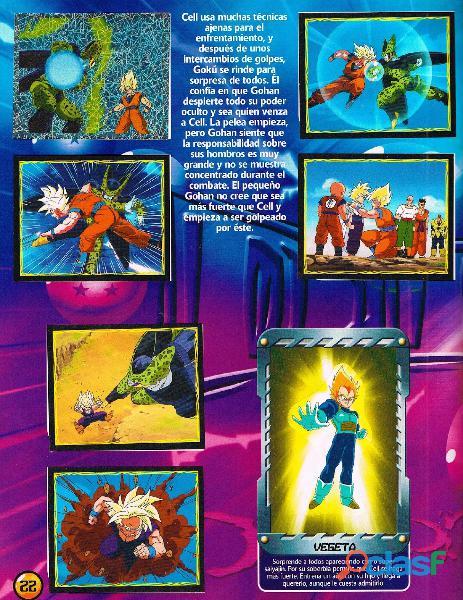 Albumes Digital Dragon Ball Z en PDF 2