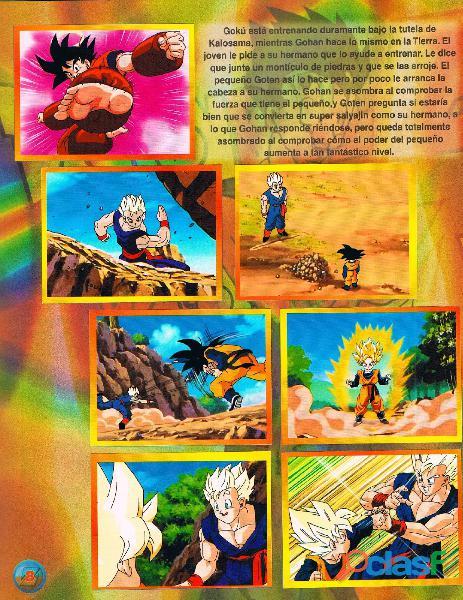 Albumes Digital Dragon Ball Z en PDF 4