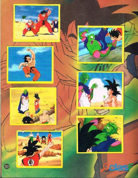 Albumes Digital Dragon Ball Z en PDF 5