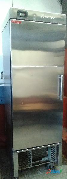 Congelador inoxidable torrey cs20,