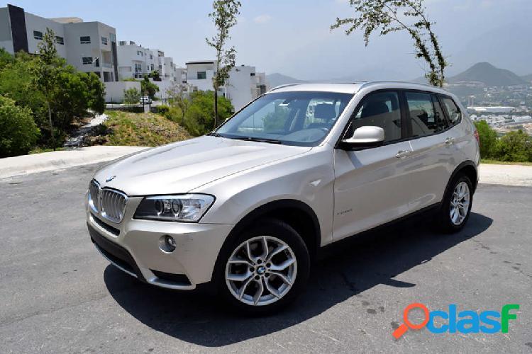 BMW X3 30 Xdrive 28ia Top 2013