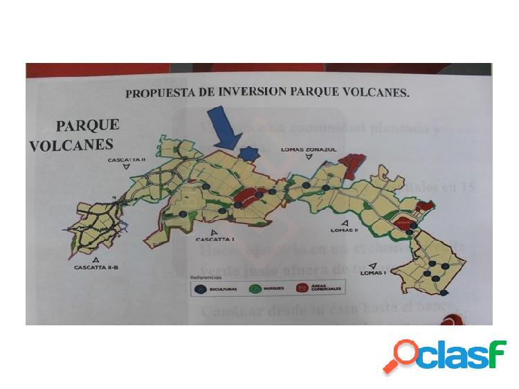 Excelente OPORTUNIDAD,lotes en Venta en Lomas de Angelópolis, Parque Los Volcanes., Lomas de Angelópolis