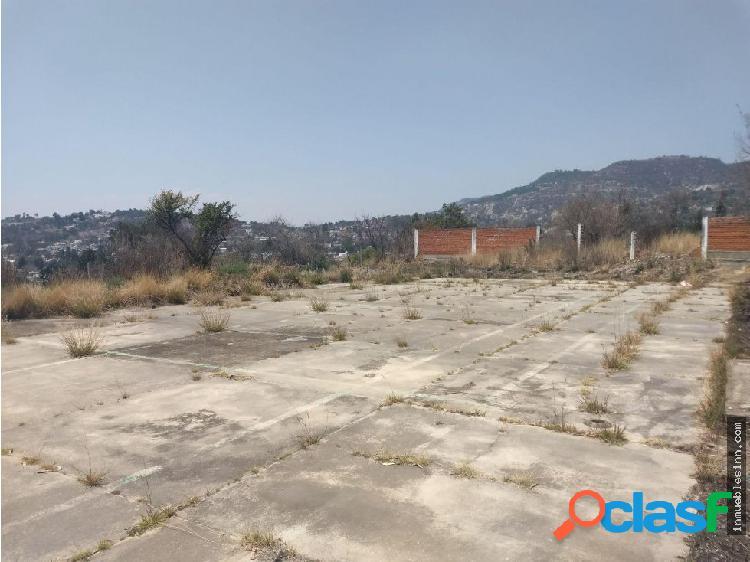 Terreno en venta 3,000.00 m2 en tizatlan tlaxcala