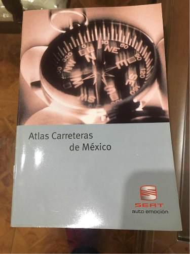 Atlas de carretera seat vw nuevo original