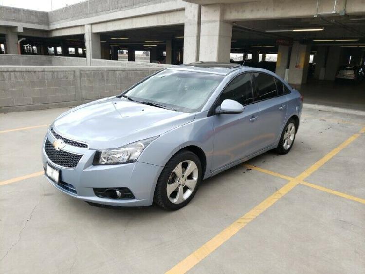 Chevrolet cruze 2010 todo pagado calcomania cero