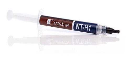 Pasta termica noctua nt-h1 3.5gr grasa silicona gris alto
