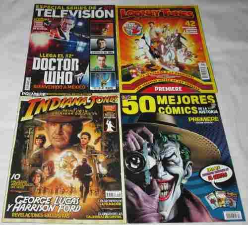Revista cine premiere, ediciones especiales