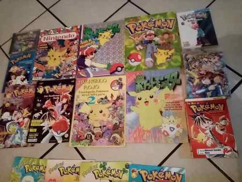 Revistas club nitendo pokemon