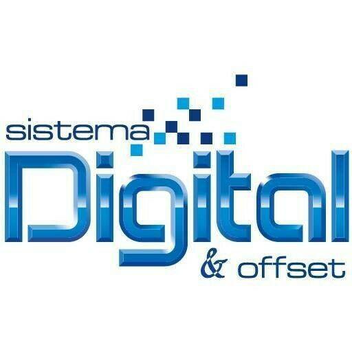 Sistema digital. impresión en offset, digital y serigrafía