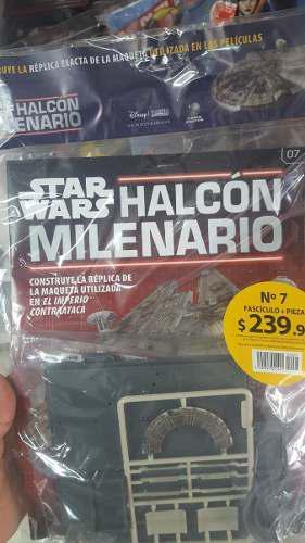 Star wars halcon milenario varios numeros