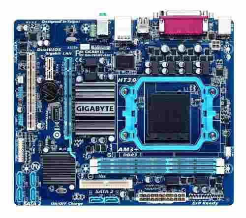 Tarjeta madre gigabyte ga-78lmt-s2pt socket am3+ new factura