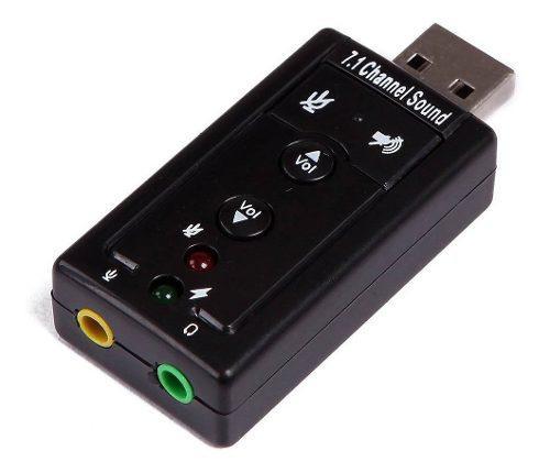 Tarjeta sonido usb audio 7.1 canales 3d virtual (138)