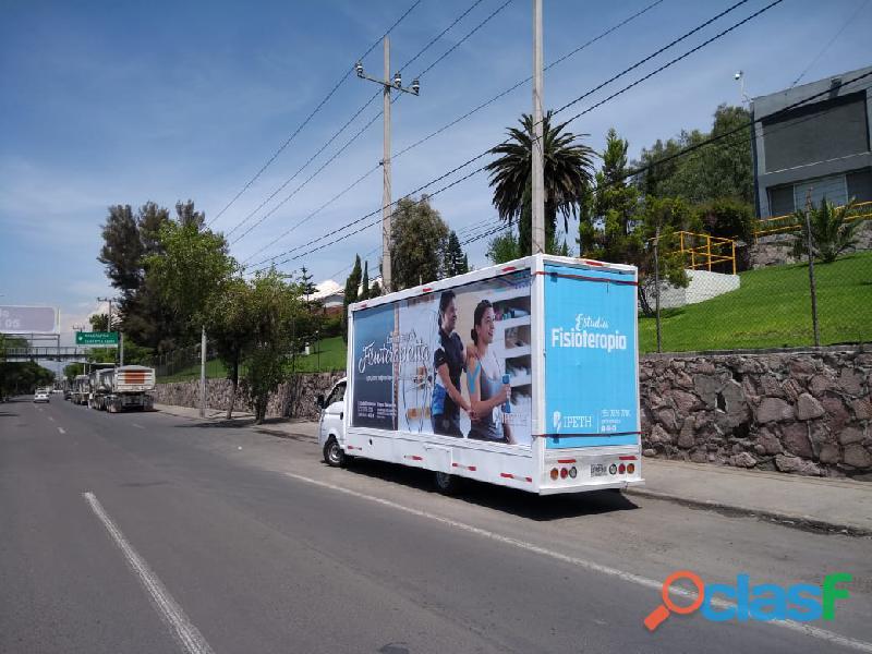 Vallas Móviles San José Baja California Sur 2