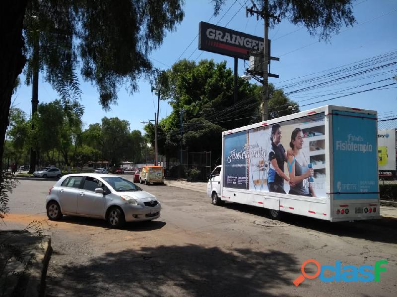 Vallas Móviles San José Baja California Sur 3