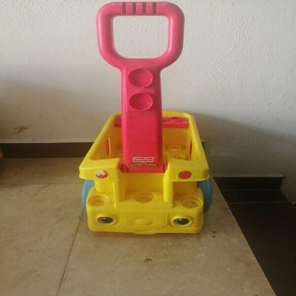 Camioncito de juguete
