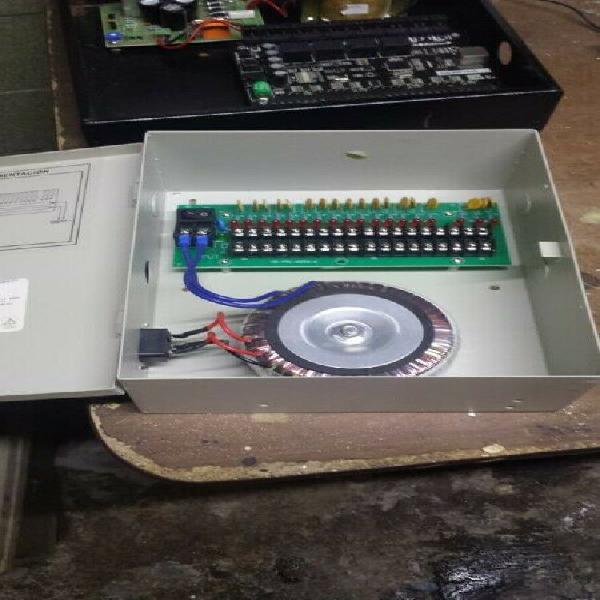 Conmutador panasonic kx-tda100