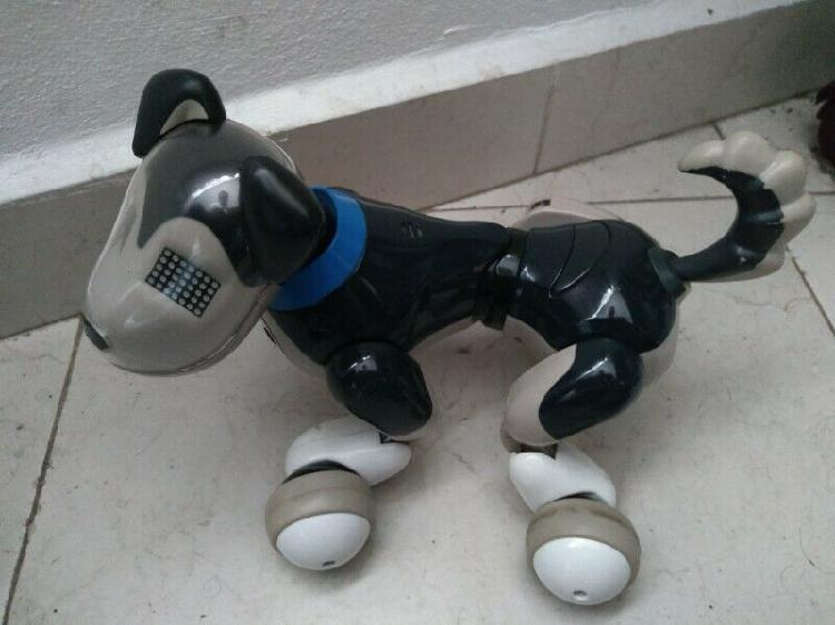 Remató perro robot