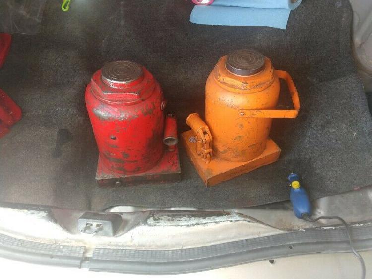 Reparación de equipo hidráulico