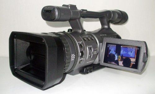 Sony videocamara hdr-fx7 minidv hdv 1080i