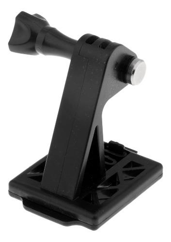 Soporte adaptador montaje casco cámara videocámara