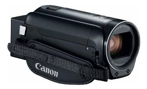 Videocamara canon hf r800 negra