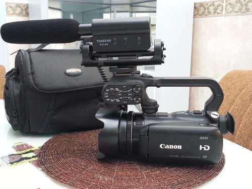 Videocamara canon vixia xa10 excelente, garantizada