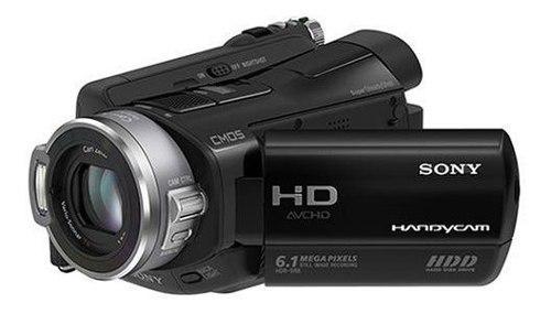 Videocámara digital sony hdrsr8e handycam (r) con disco dur