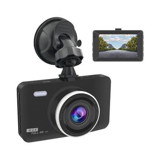 Videocámara dvr p/automóvil c/pantalla lcd hd, envío