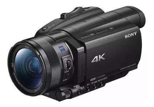Videocámara fdr-ax700 4k