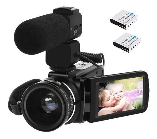Videocámara, ordro hdv-z20 cámara de vídeo fhd 1080p